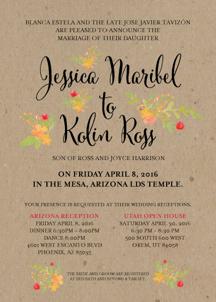 JessicaKolin_WeddingAnnouncement_FRONT
